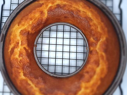 Gâteau express au yaourt