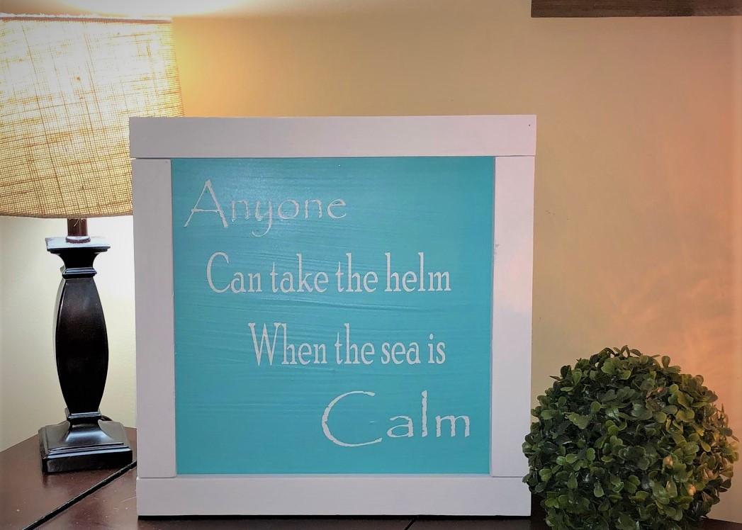 49 - Calm Seas