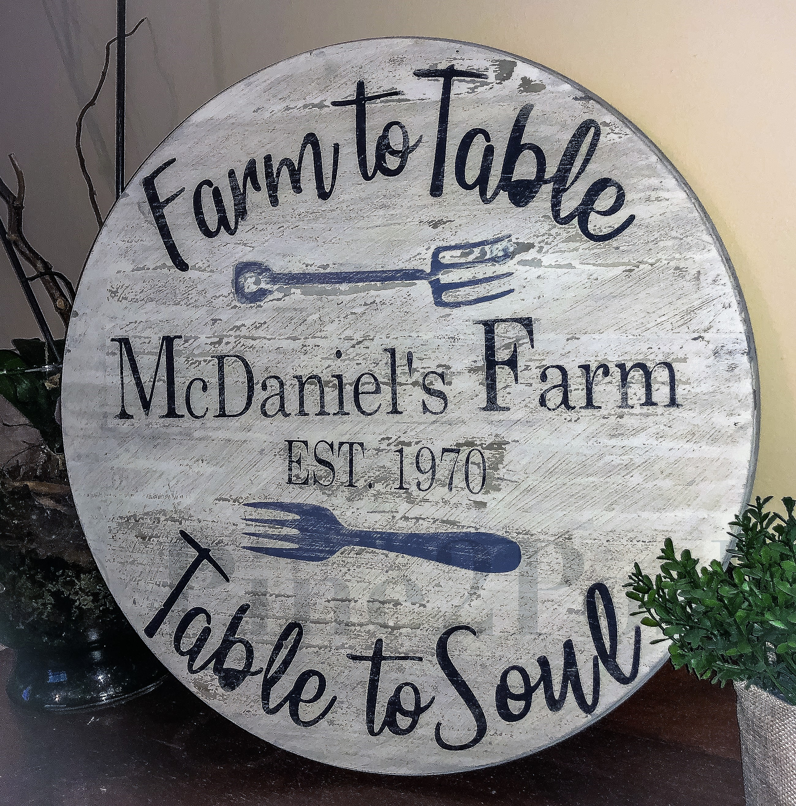 #176 - Farm2Table