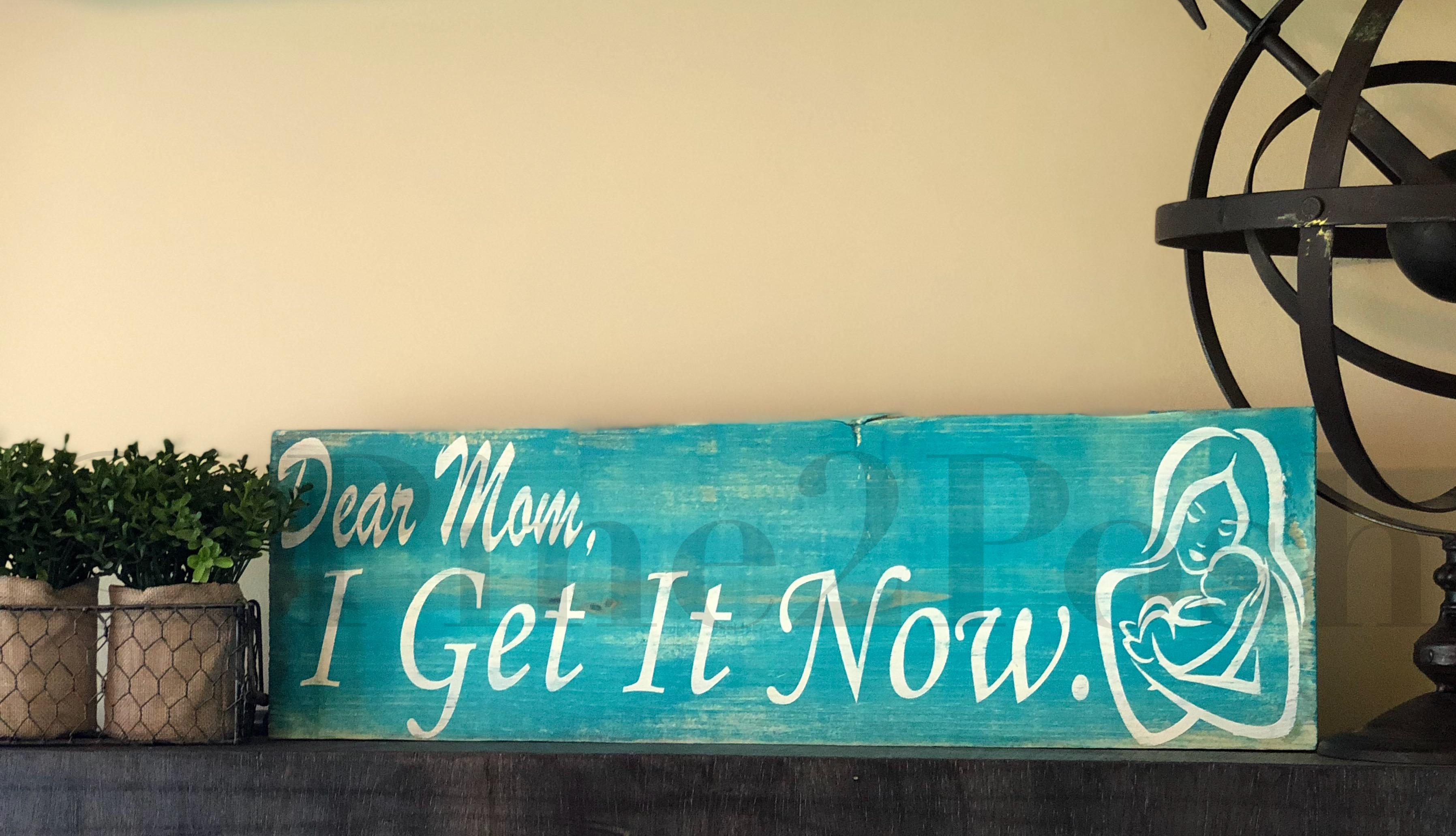 #135 - Dear Mom