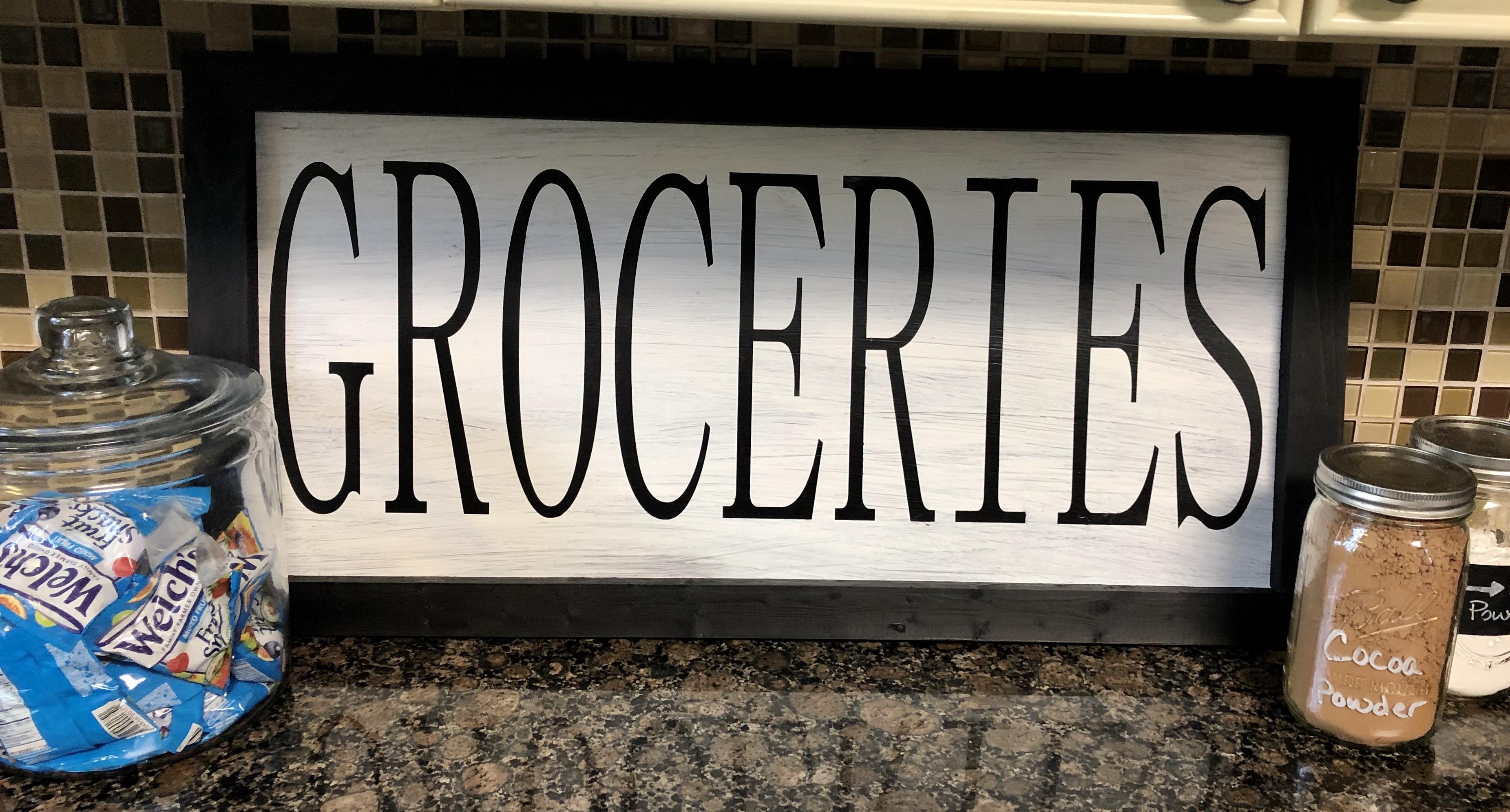325 Groceries