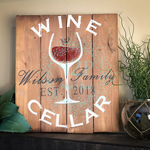 #109 - Wine Cellar
