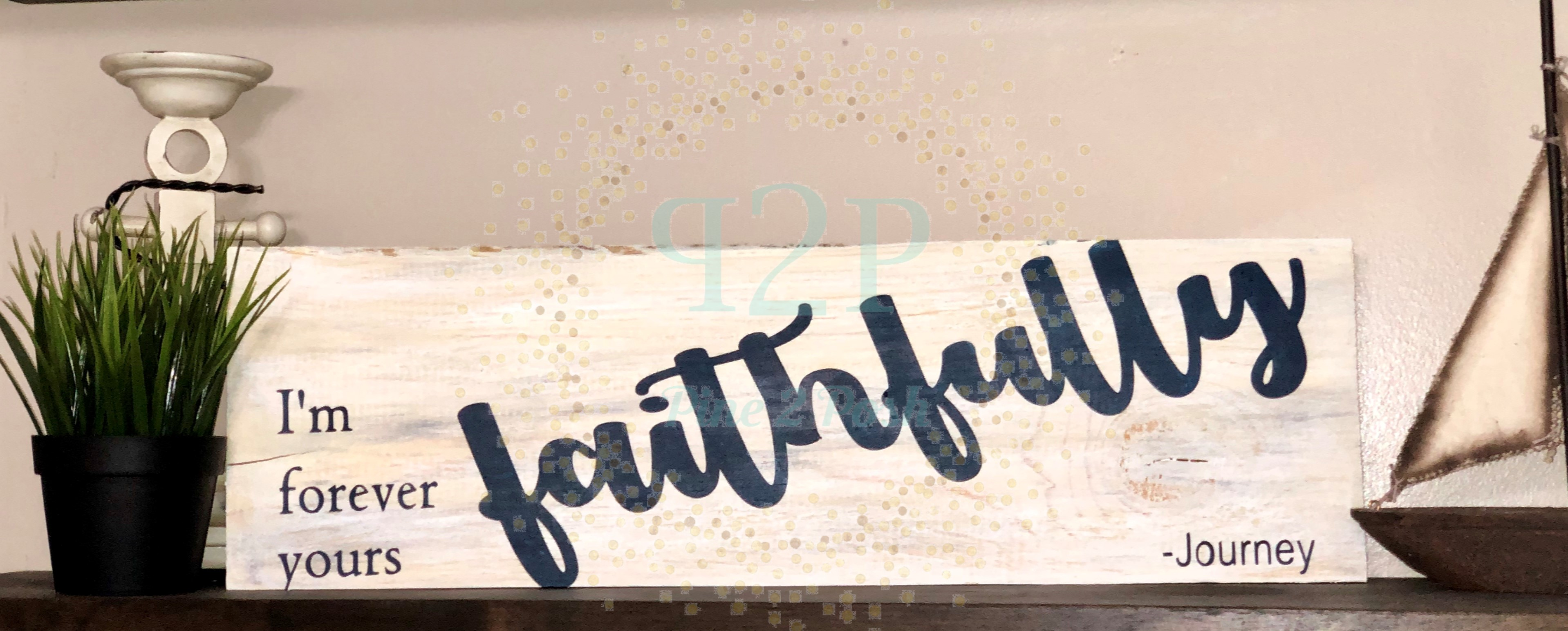 265 - Faithfully