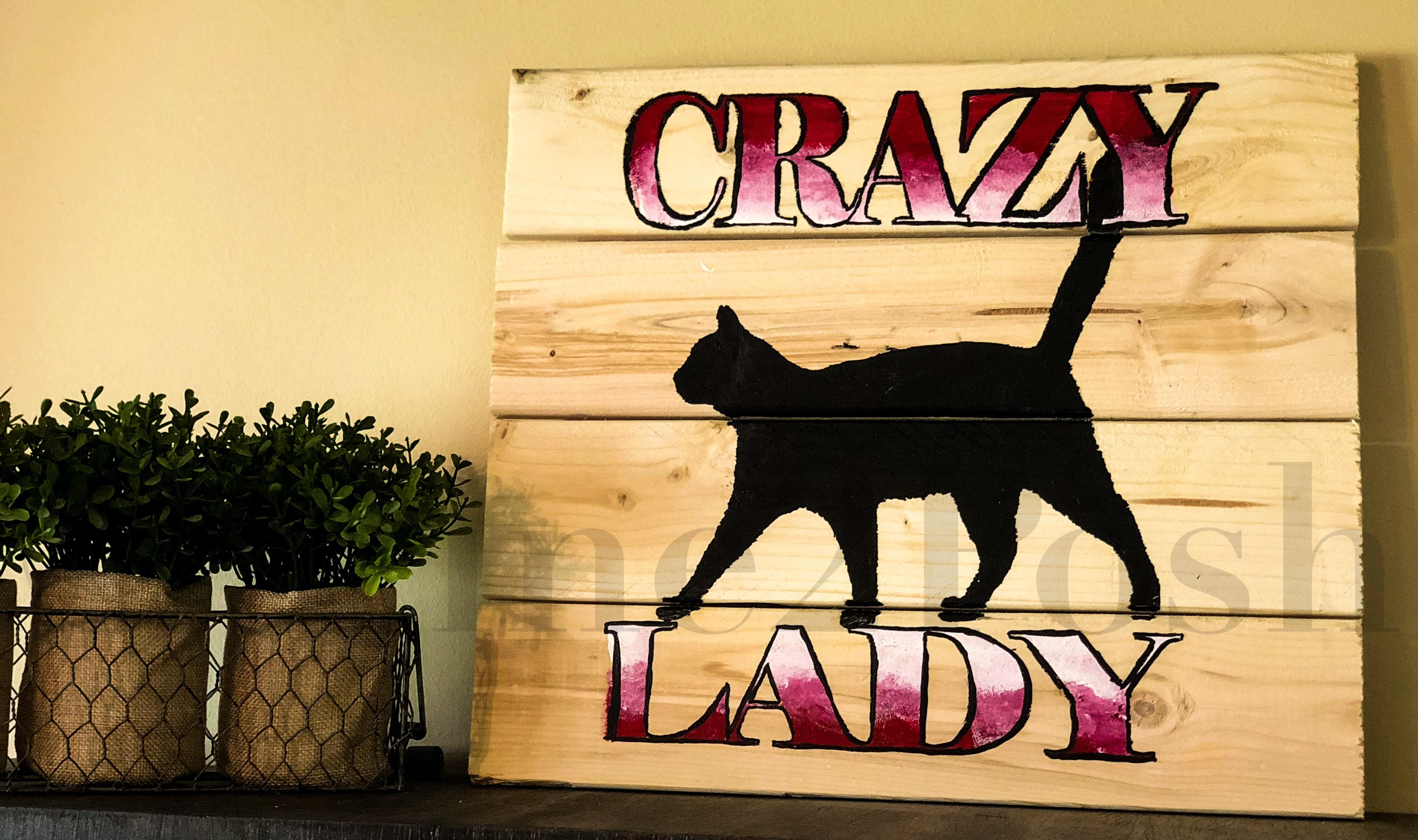#131 - Cat Lady
