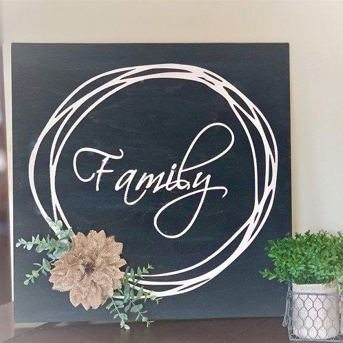 DK322 Family Circle