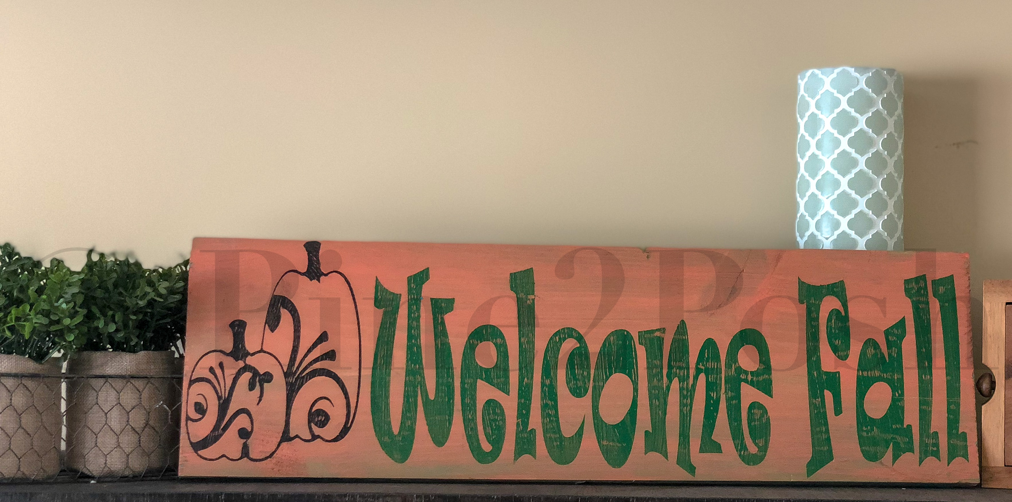 #21 - WELCOME FALL