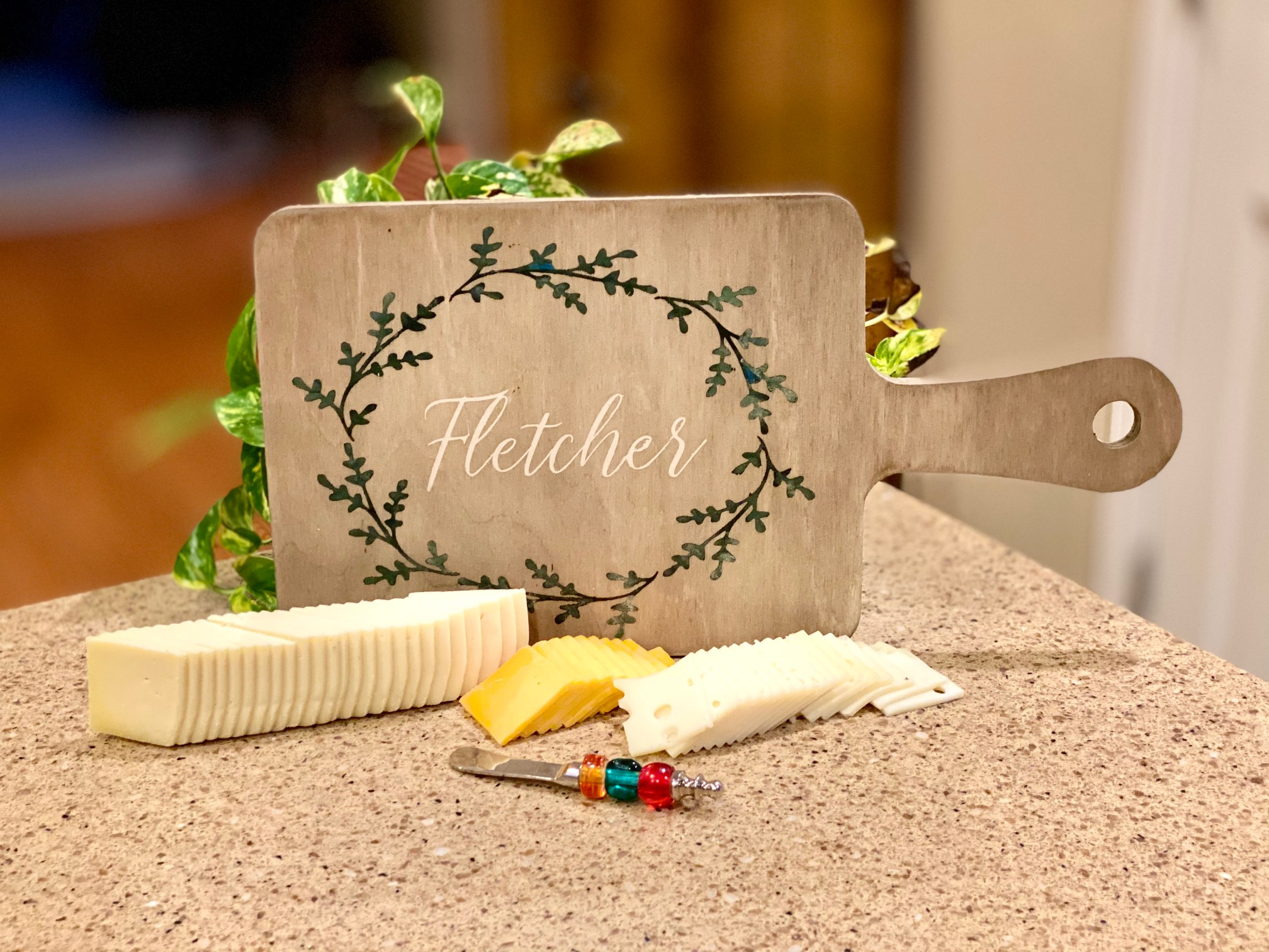340 Fern Family Cheese Tray