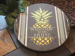 168 PINEAPPLE WELCOME