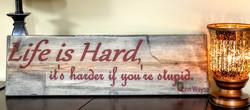 #153-LIFE IS HARD