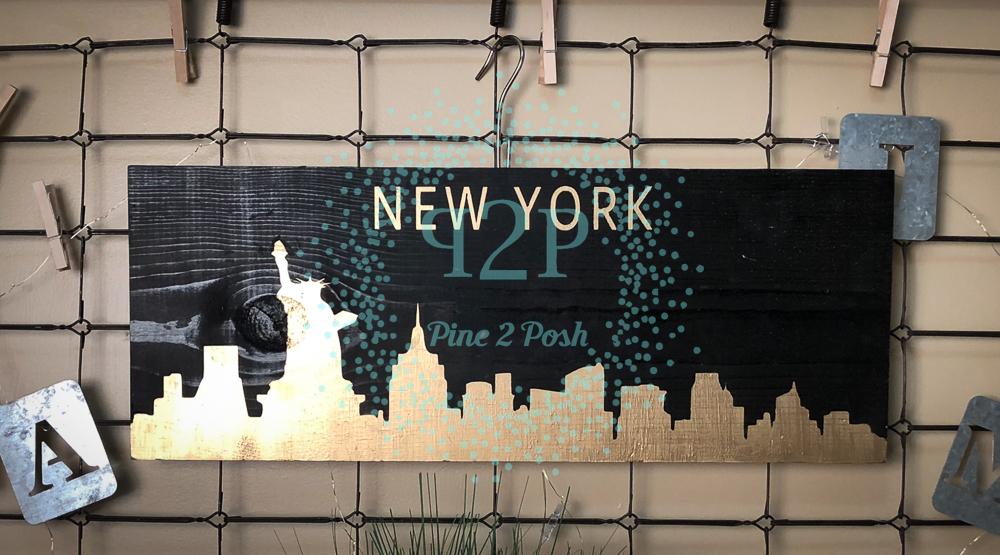 #99 NY SKYLINE