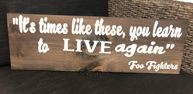 263 - Live Again