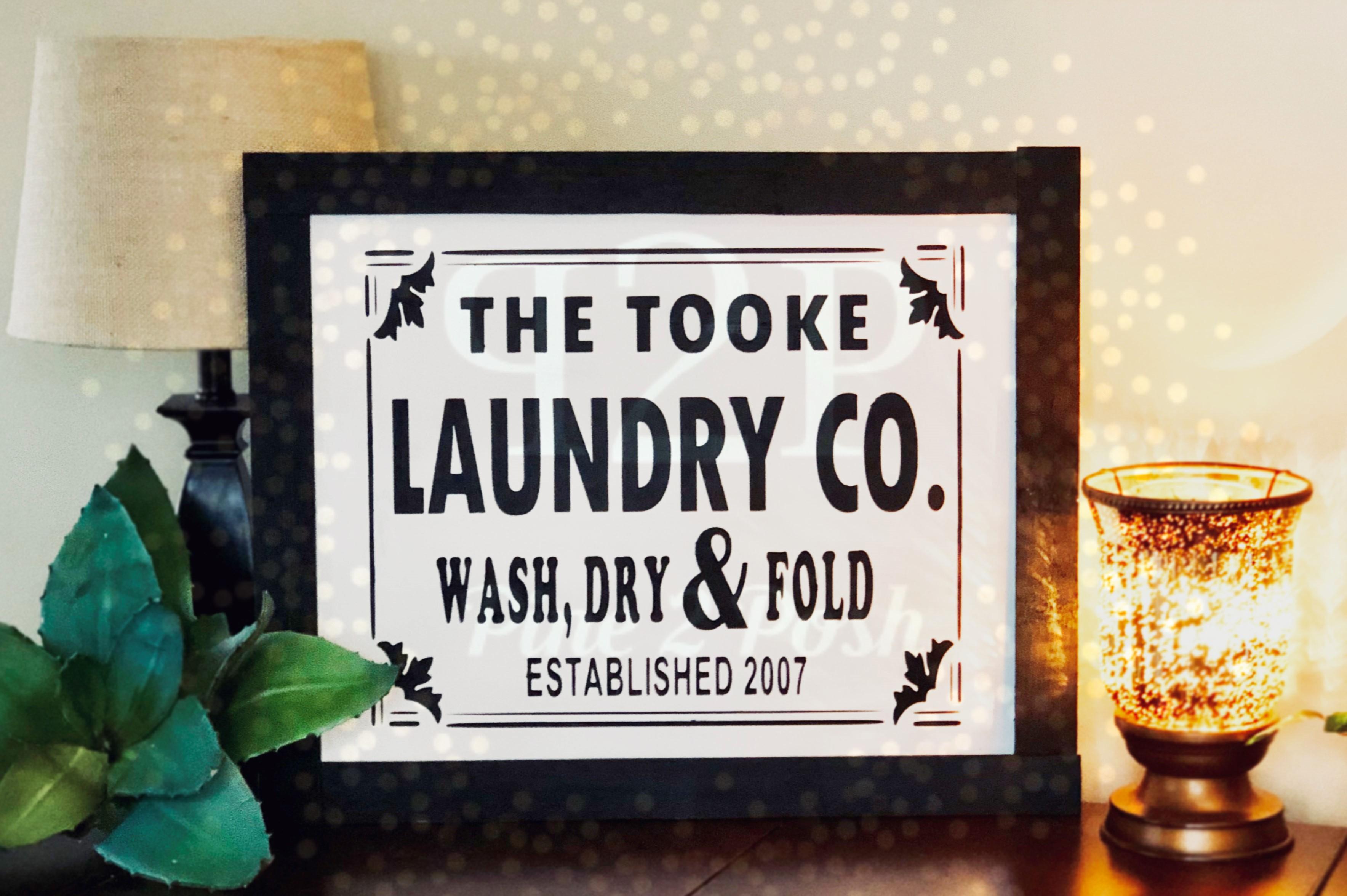 #243 - Laundry Co.