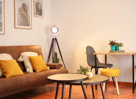 ¿Cómo decorar un piso para alquiler vacacional?