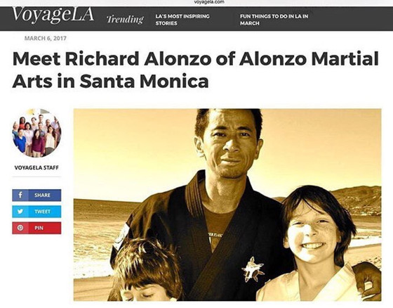 Meet Richard Alonzo...