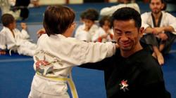 Wee Kick Self-Defense Techniques