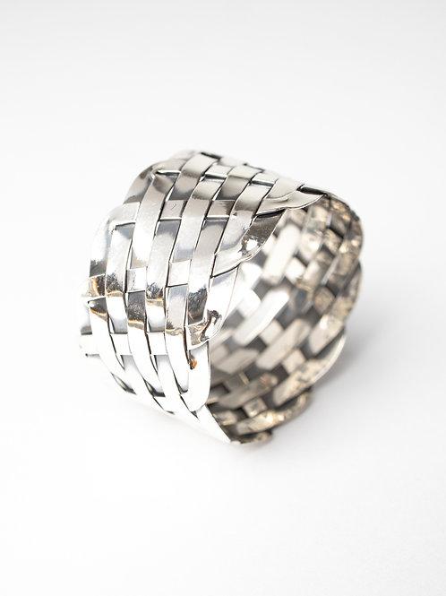 Woven Unisex Ring