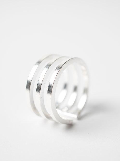 Tri Unisex Ring
