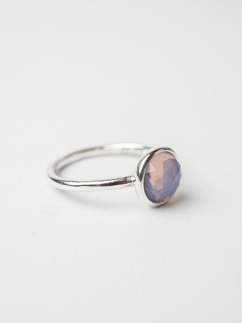 Rose Water Opal Ring