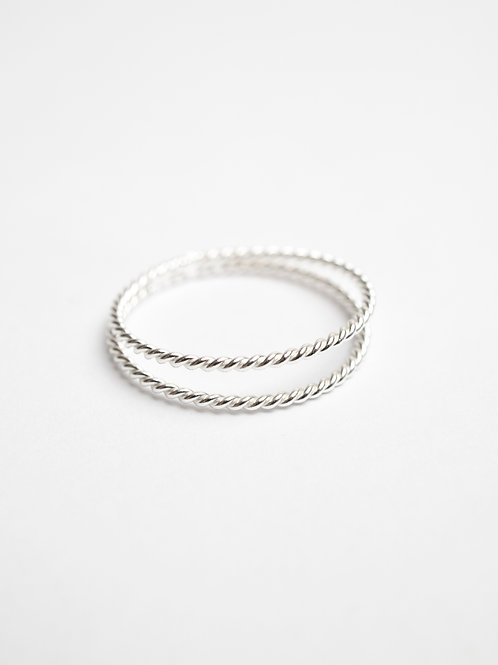 Twin Rope Ring