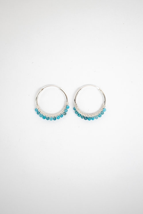 Stone Hoops Small