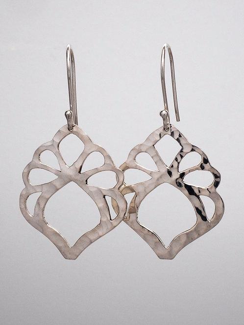 Round Filigree Earrings