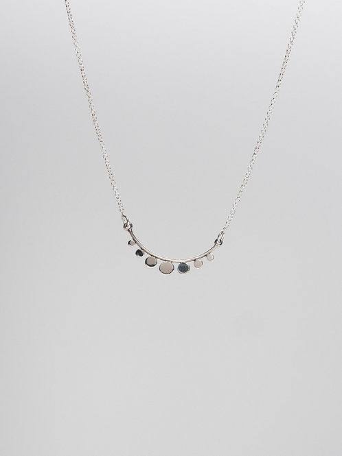 Floating Dot Necklace
