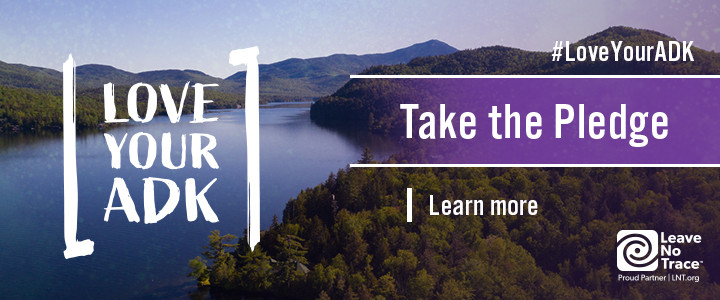 Take the Love your ADK Pledge!
