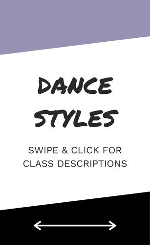 DANCE STYLES