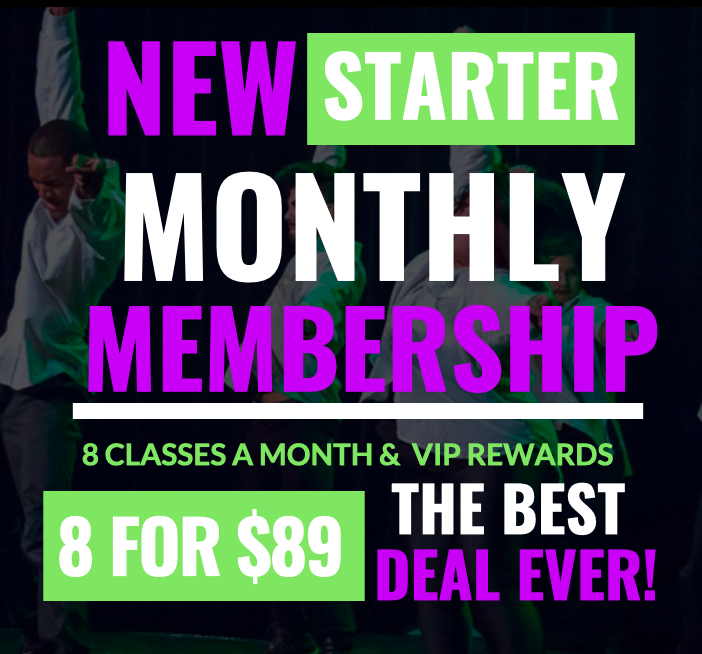 New 8 for $89 Membership