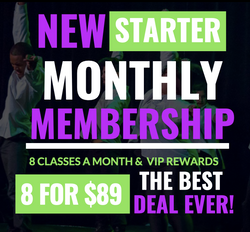 New 8 for $89 Membership