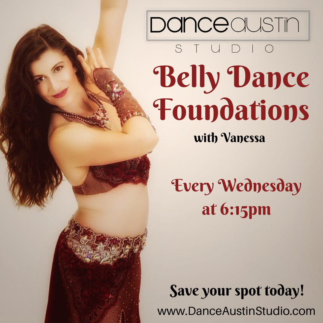 Belly dance with Vanessa