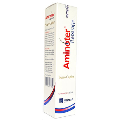 PANALAB  AMINOTER REPARAGE 50ML