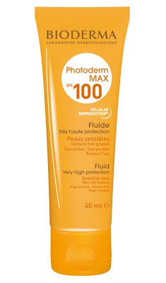 PHOTODERM MAX 100 FLUIDO 40ML