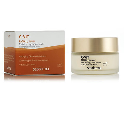 C-VIT FACIAL CREMA 50ML