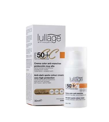 LULLAGE CC CREAM SPF 50+