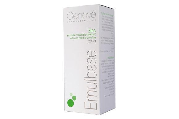 GENOVE EMULBASE ZINC 250 ML