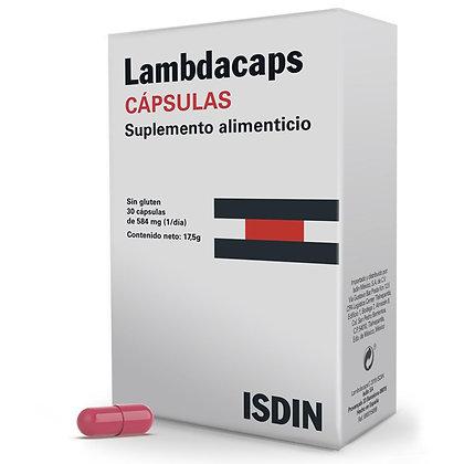 ISDIN LAMBDACAPS 30 CAPSULAS