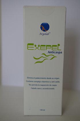 EXEPEL SHAMPOOO ANTICASPA