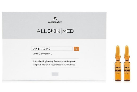 ALL SKIN MED Anti-aging [C] Ampolletas