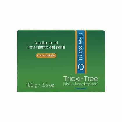 TRIOXIMED Trioxi-Tree Jabón Dermolimpiador 100gr
