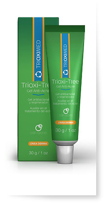 TRIOXIMED Trioxi-Tree Gel Anti Acné 30gr