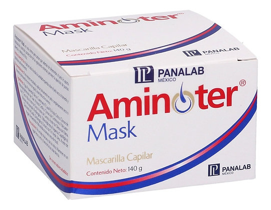 PANALAB AMINOTER MASK  CAPILAR TARRO 140G