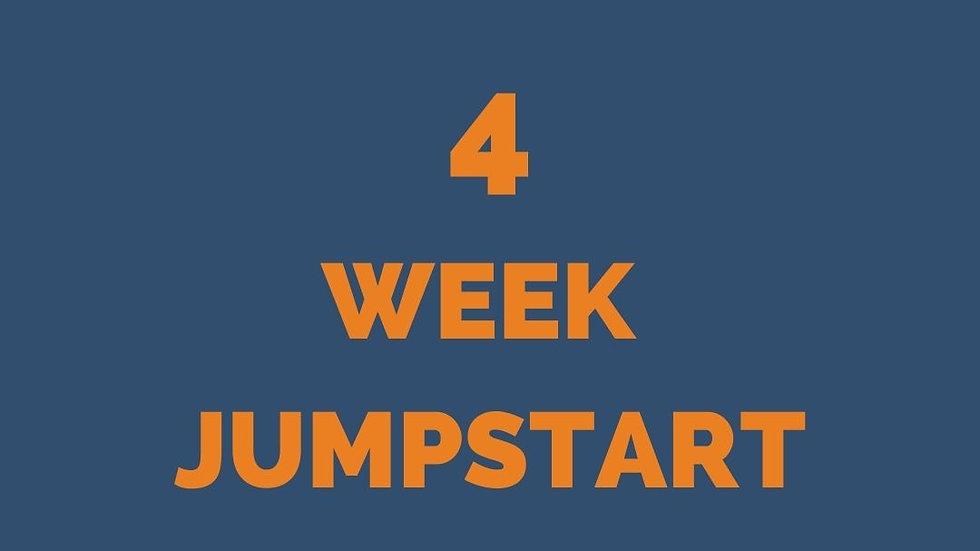 4 WEEK JUMPSTART