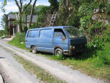 Scrap My Toyota Hiace | Sell My Damaged Hiace