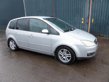 Scrap My Ford C-Max | Sell My Damaged C-Max
