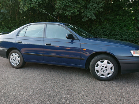 Scrap My Toyota Carina E | Sell My Damaged Carina E