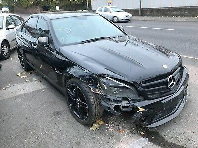 Scrap My Mercedes C63 AMG | Sell My Damaged C63 AMG