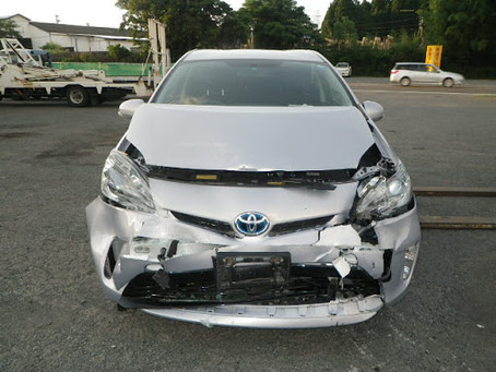 Scrap My Toyota Prius | Sell My Damaged Prius