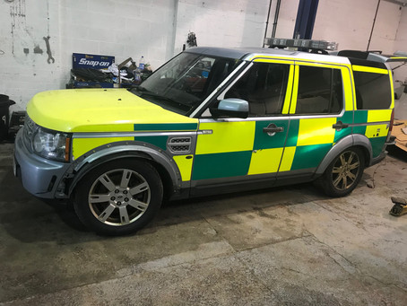 Scrap My Land Rover Discovery | Sell My Damaged Discovery