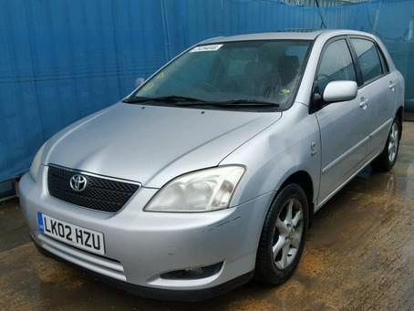 Scrap My Toyota Corolla | Sell My Damaged Corolla
